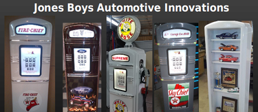Jones Boys Automotive Innovations