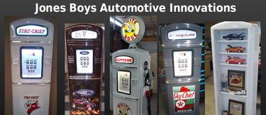 Jones Boys Automotive Innovations