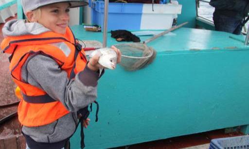 1 jour - de 15 ans pêche et bateau MER