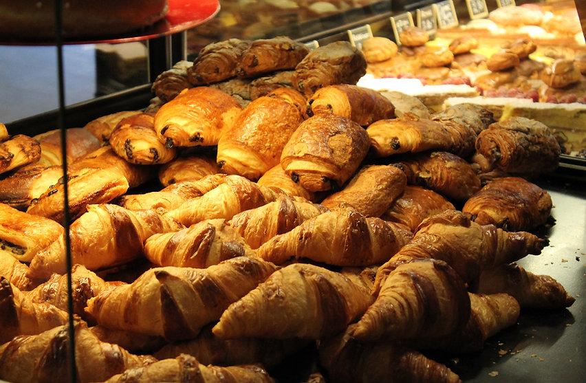 fresh pastry abondance
