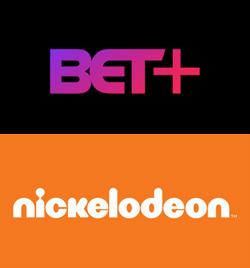 BET+ / Nickelodeon