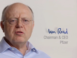 """Pfizer """"Innovative Core"""" campaign"""