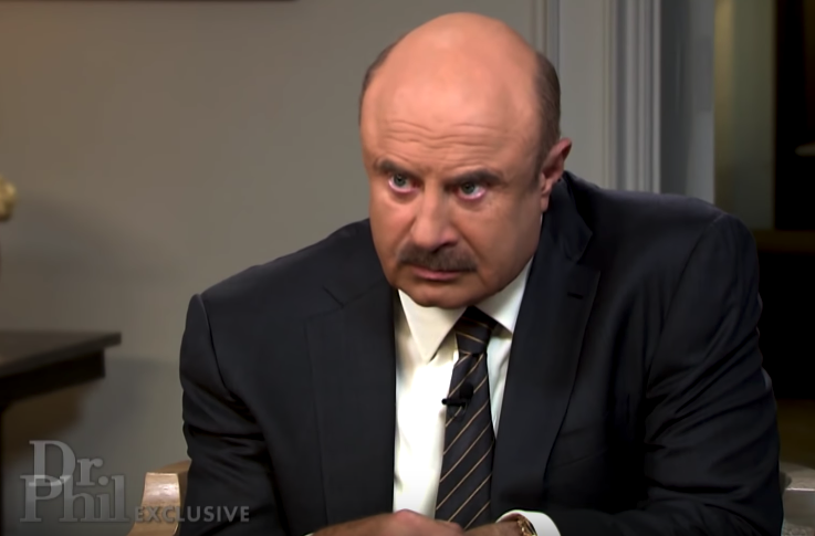 Dr. Phil, 2018 NYC