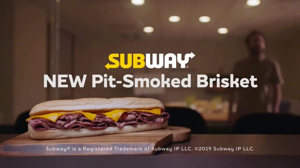 Subways ad