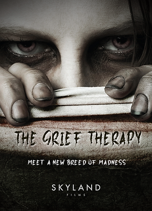 The Grief Therapy poster vertical for em