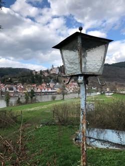 Neckar Blick aus der Lautsänger Manufaktur