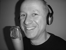 British male voice over artist with classic English voice