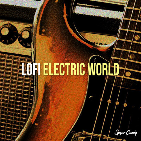 Chill Cafe Beats『LOFI ELECTRIC WORLD』5月1日リリース!