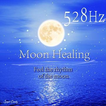 Moon Healing  528Hz