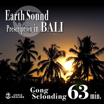 Earth Sound Prescription in BALI 〜Gong Selonding〜 63min.