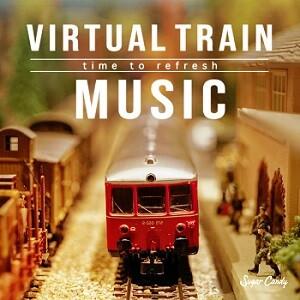 『Sugar Candy / Virtual Train Music 〜time to refresh〜』11月6日リリース!