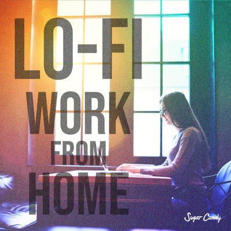 Chill Cafe Beats『Lo-Fi Work from Home』5月15日リリース!