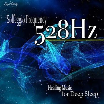 528Hz Solfeggio Frequency Healing Music for Deep Sleep