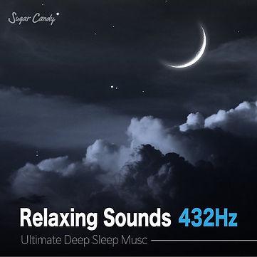 "Relaxing Sounds 432Hz ""Ultimate Deep Sleep Music"""