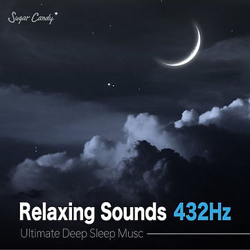 "Relaxing Sounds 432Hz ""Ultimate Deep Sleep Music"""