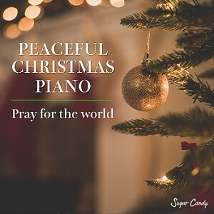 『Moonlight Jazz Blue / PEACEFUL CHRISTMAS PIANO Pray for the world』11月13日リリース!