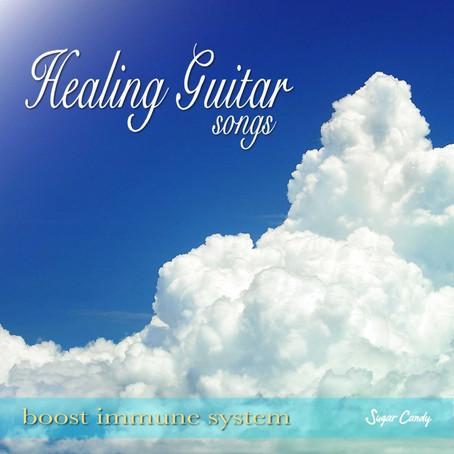 RELAX WORLD『免疫力を高めるヒーリング・ギターリラクゼーション』4月10日リリース!