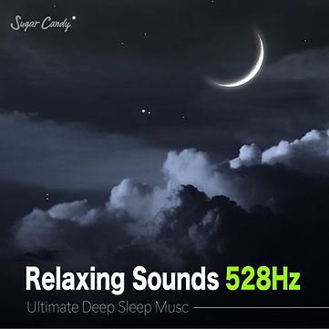 "Relaxing Sounds 528Hz ""Ultimate Deep Sleep Music"""