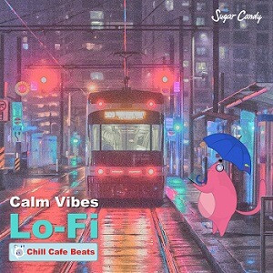 『Chill Café Beats / Calm Vibes LoFi Hip Hop』10月9日リリース!