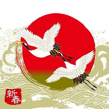 新春-日本のお正月-