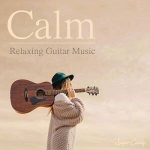 "『Chill Café Beats / Calm ""Relaxing Guitar Music""』12月4日リリース!"