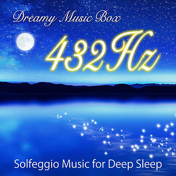 "Dreamy Music Box 432Hz ""Solfeggio Music for Deep Sleep"""