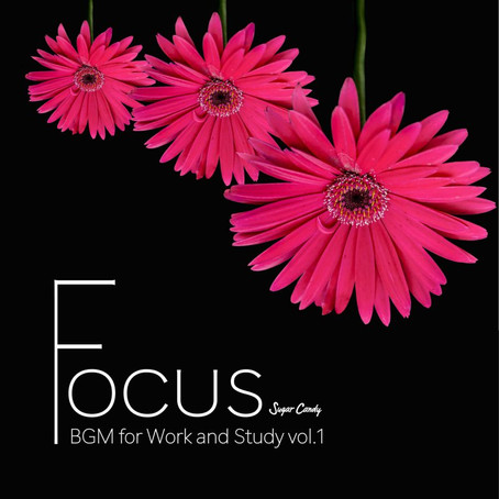 """Chill Cafe Beats『FOCUS """"BGM for Work and Study"""" vol.1』6月12日リリース!"""