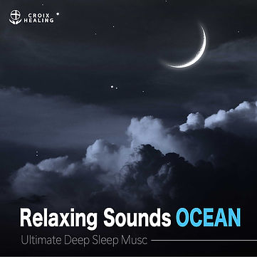"Relaxing Sounds OCEAN ""Ultimate Deep Sleep Music"""