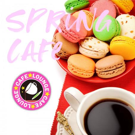 Various Artists『春カフェで流れるジャズラウンジ 』3月20日リリース!