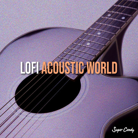 Chill Cafe Beats『LOFI ACOUSTIC WORLD』5月1日リリース!