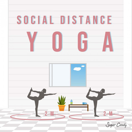 RELAX WORLD『Social Distance Yoga』5月29日リリース!