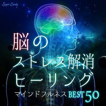 脳のストレス解消ヒーリング マインドフルネス BEST50