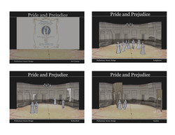 Pride and Prejudice Paperwork