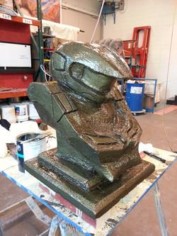 Foam Carving- Side