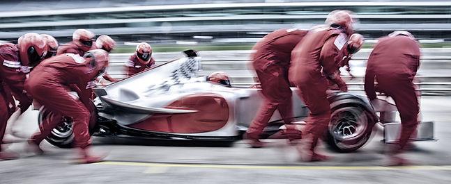 Racing Driving