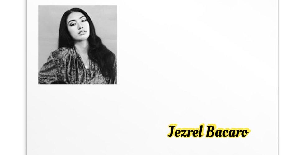 Jezrel Bacaro Premium Postcard