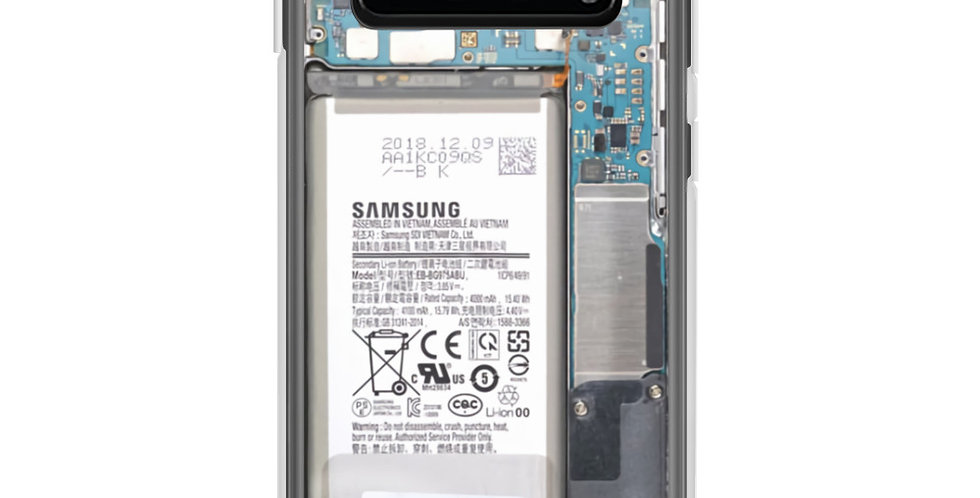 Premium Phone Back Open Samsung Case