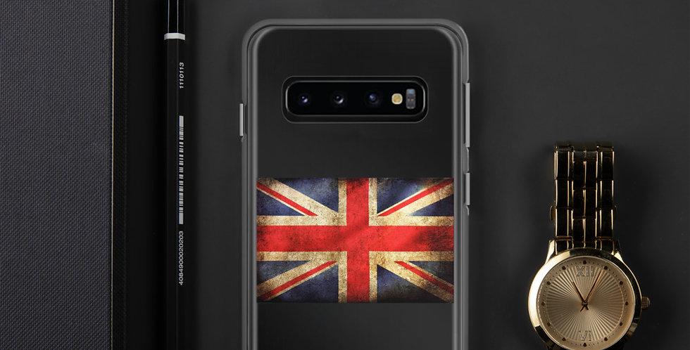 Custom Designed UK Flag Samsung Phone Case