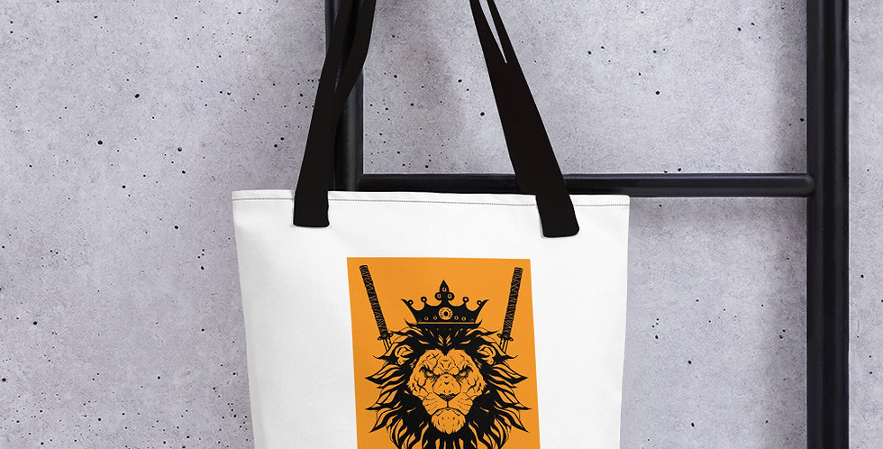 Custom Designed León Tote bag