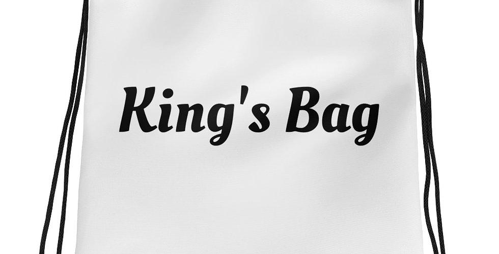Custom Designed Drawstring bag
