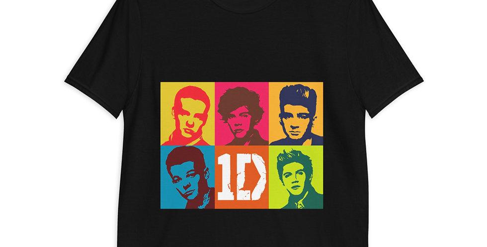 Alpha Made Premium One Direction Short-Sleeve Unisex T-Shirt