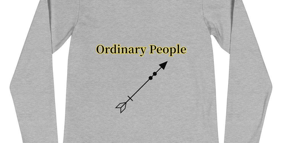 Ordinary People Unisex Long Sleeve Tee