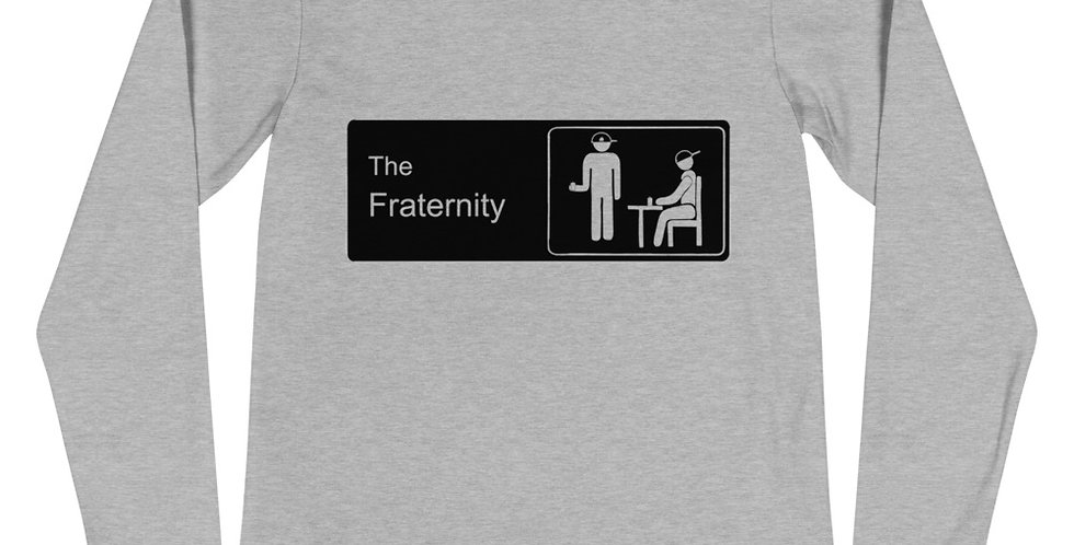 The Fraternity's Unisex Long Sleeve Tee