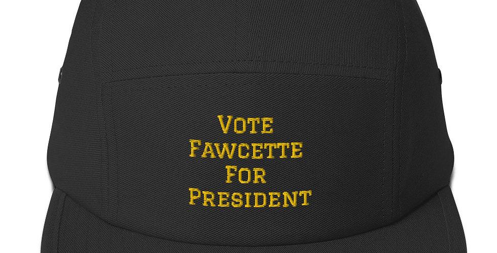 Presidential Five Panel Cap