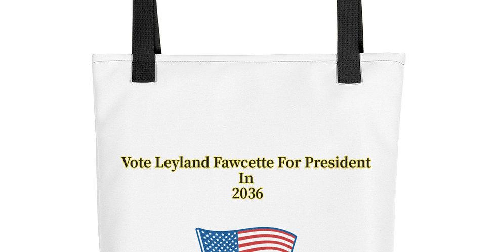 Leland Fawcette's Tote bag