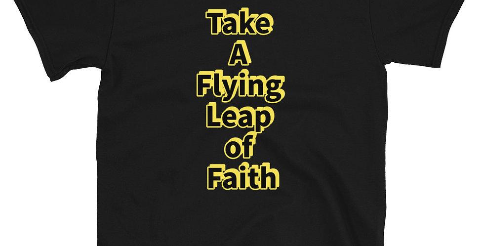 Faith Short-Sleeve Unisex T-Shirt