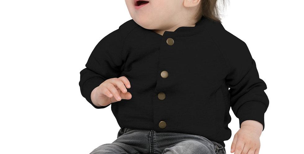Custom Designed Royal Baby Organic Bomber Jacket