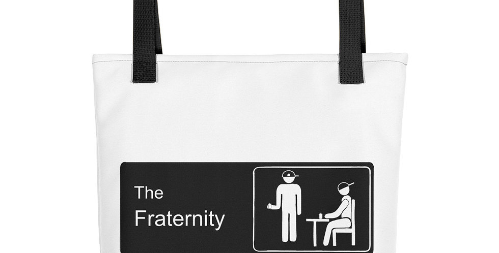The Fraternity's Tote bag