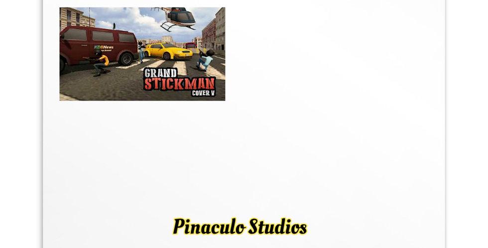 Pinaculo Studios Standard Postcard