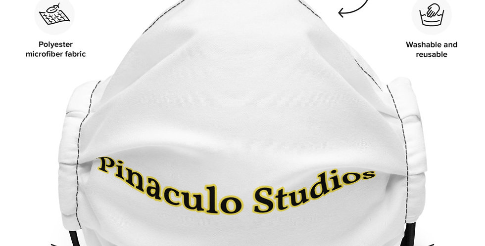 Pinaculo Studios Premium face mask